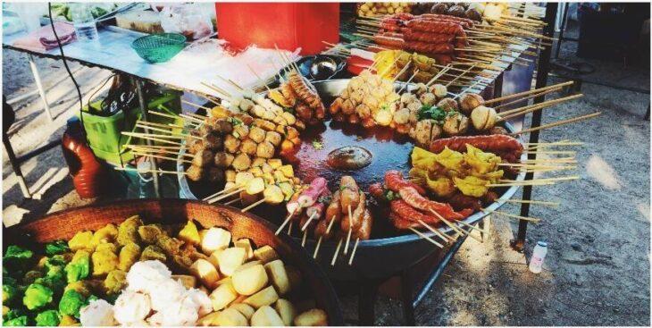 Delight in Thai food