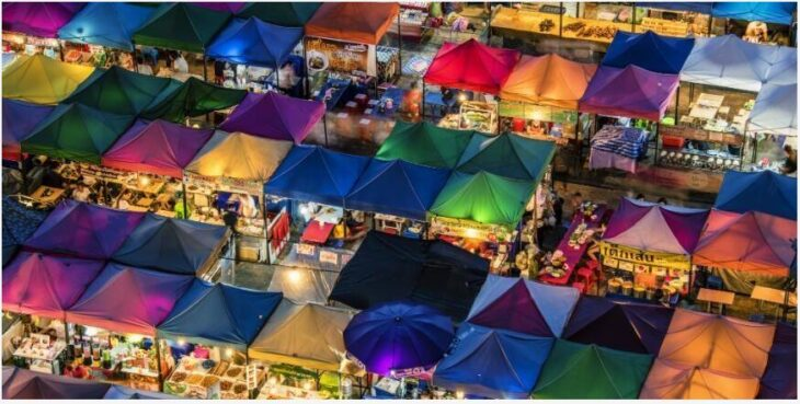 Embark on a journey of discovery to Bangkok's markets