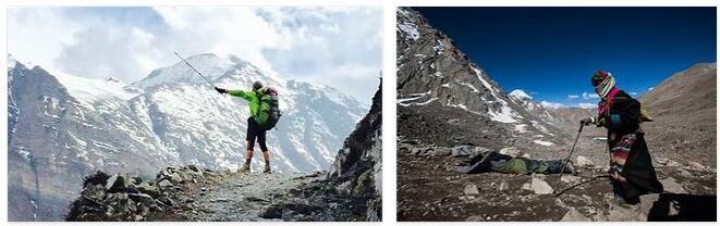 Mountaineering in Tibet
