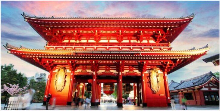 Senso-ji, Japan