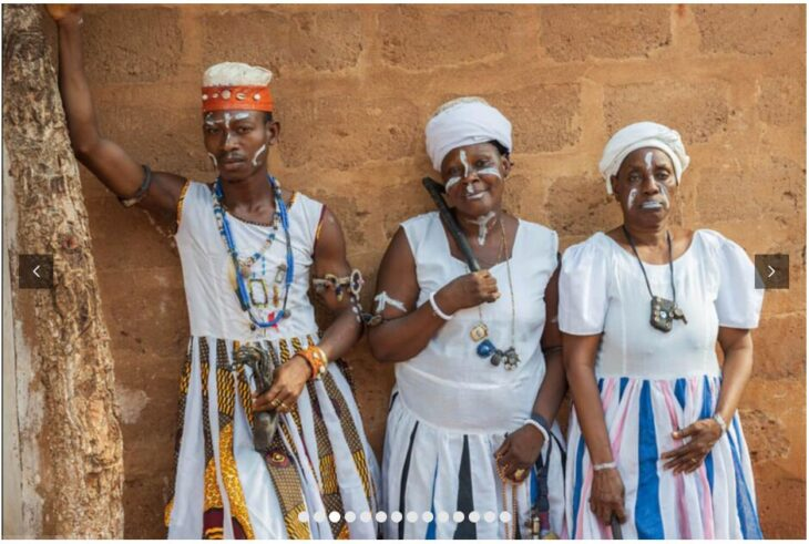 WEST AFRICA - VOODOO, TRADITIONS AND HISTORY 3